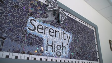 High school for students fighting addiction approaches 20 years