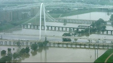 Feeling like the wettest year ever in North Texas? We're not alone