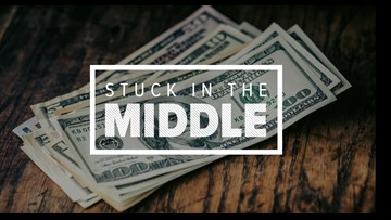 Stuck in the Middle: Feeling guilty for draining your 401(k) early? You're not alone