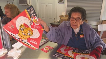 100-year-old State Fair employee plans to be back next year too
