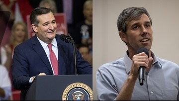 Senate race tops $100 million with latest filings from Ted Cruz and Beto O'Rourke