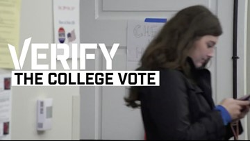 Verify: College voters might be fired up, but will they impact the election?
