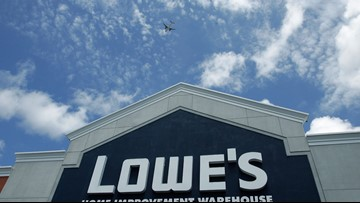 Lowe's to close multiple stores nationwide; 1 in Irving