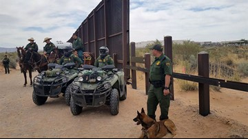 Border Patrol cancels election morning 'crowd control' demonstration in El Paso
