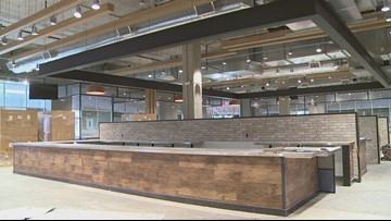 TCU grads open shop in Fort Worth's new Food Hall