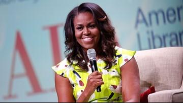 Michelle Obama rips Trump in new book