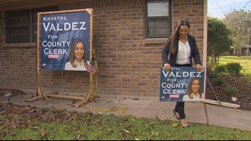 From teenage mom to history maker: How one woman is breaking barriers as county clerk