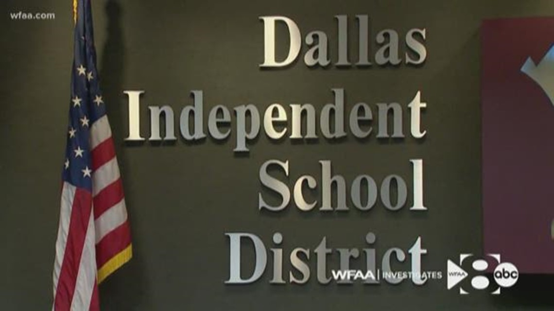 Whistleblowers allege DISD ignored possible criminal activity, misuse of tax dollars