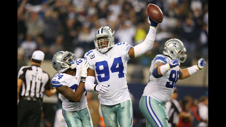 DeMarcus Ware: Cowboys are young team 'starting to click'