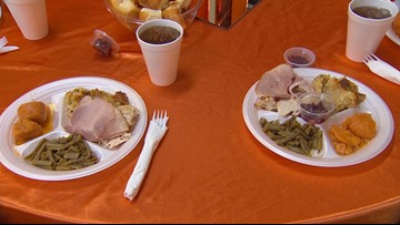 Church leaders organize turkey giveaway for families in southern Dallas