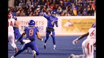 Could Cowboys look to Boise State for a quarterback?