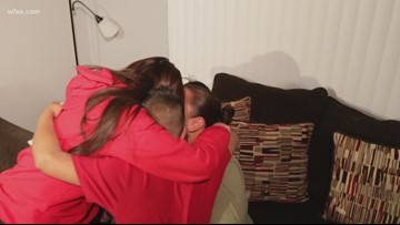 Little Wishes: Local family receives $5K worth of Walmart gift cards