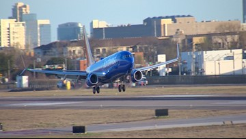 Southwest adds routes from Dallas to Midwest
