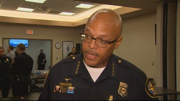 Fort Worth police chief headed to Baltimore, sources say