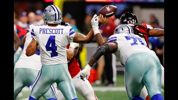 Cowboys will be looking for revenge in Atlanta