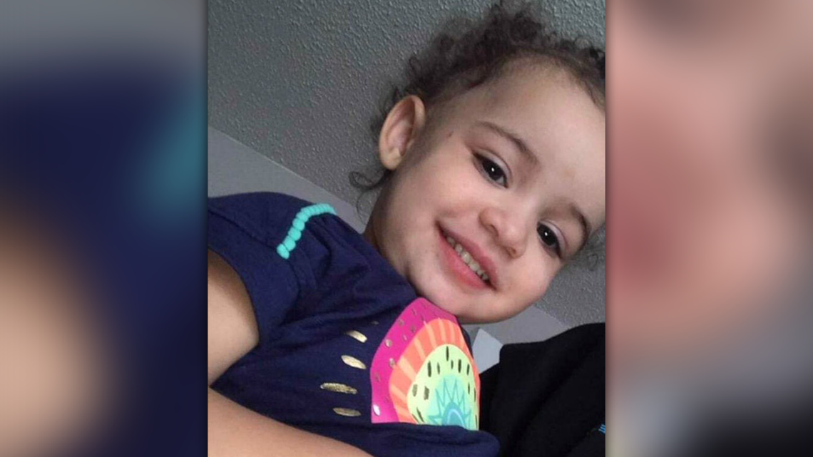 Man and woman arrested in death of 2-year-old girl in Arlington, police say111