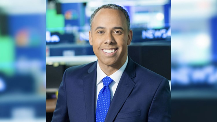 Chris Lawrence joins WFAA to co-anchor evening newscasts in