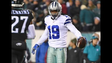 Cowboys front office credits Amari Cooper trade for offensive turnaround