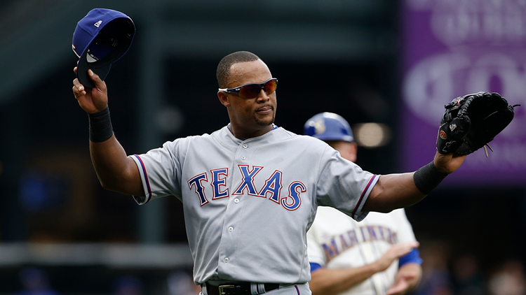 Rangers players express thanks for time with Beltre