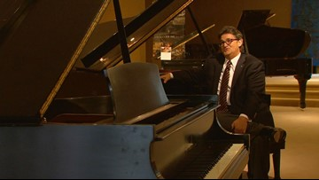 Fort Worth's Steinway Hall on the move