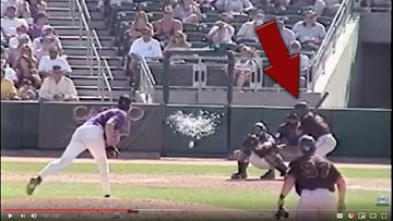 Crazy but true: Kyler Murray's uncle was at bat when Randy Johnson killed that bird