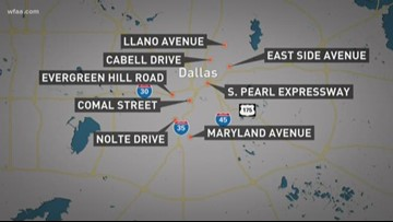 3 arrested in string of Dallas armed robberies; police still investigating