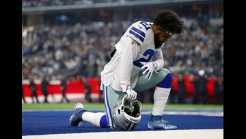NFL competition committee to look at Elliott penalty