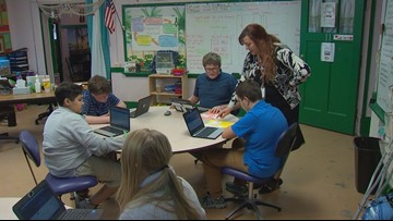 No-homework policy a winner for school in Cleburne