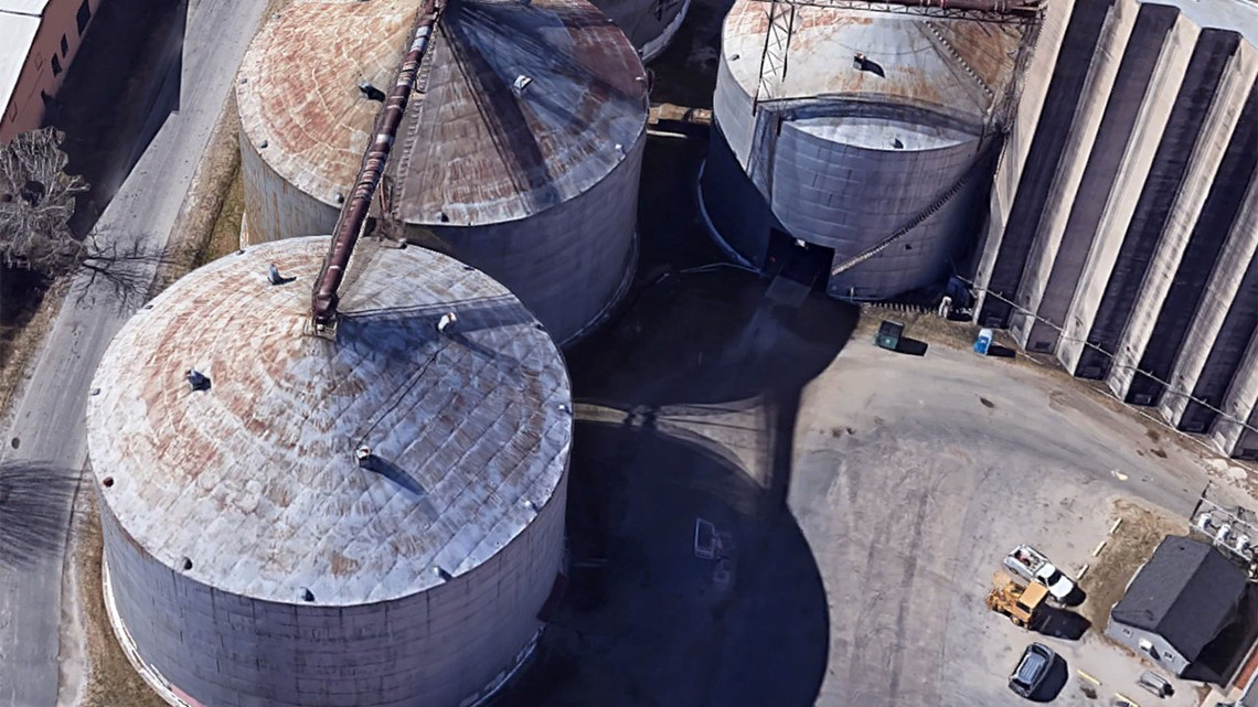 Clothed skeletal remains found in Fort Worth silo | wfaa.com