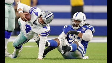 Colts' 23-0 shutout could be wake-up call Cowboys need