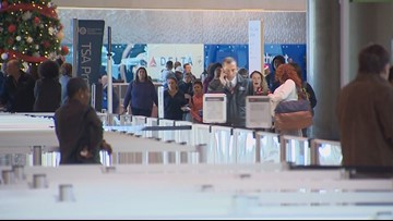 Holiday travelers prepare for congested roads and busy airports in North Texas