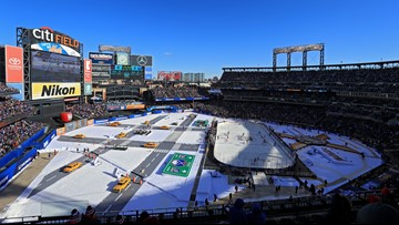 Dallas to host outdoor NHL hockey in 2020