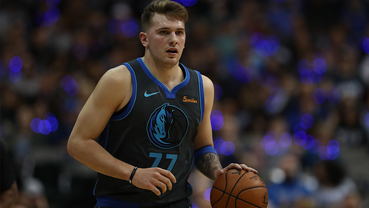 8d3be73f687b Mavs rookie Luka Doncic gets more early All-Star votes than the last two  MVP winners. For Doncic