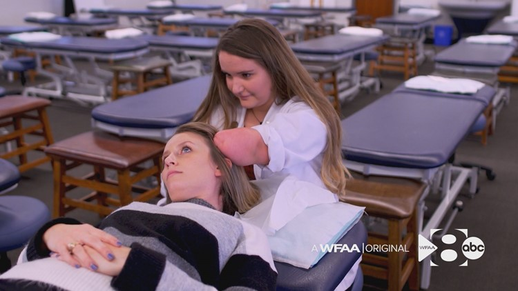 Taylor is a second-year medical student.