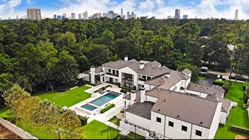 $24.5M Texas mansion hits the market
