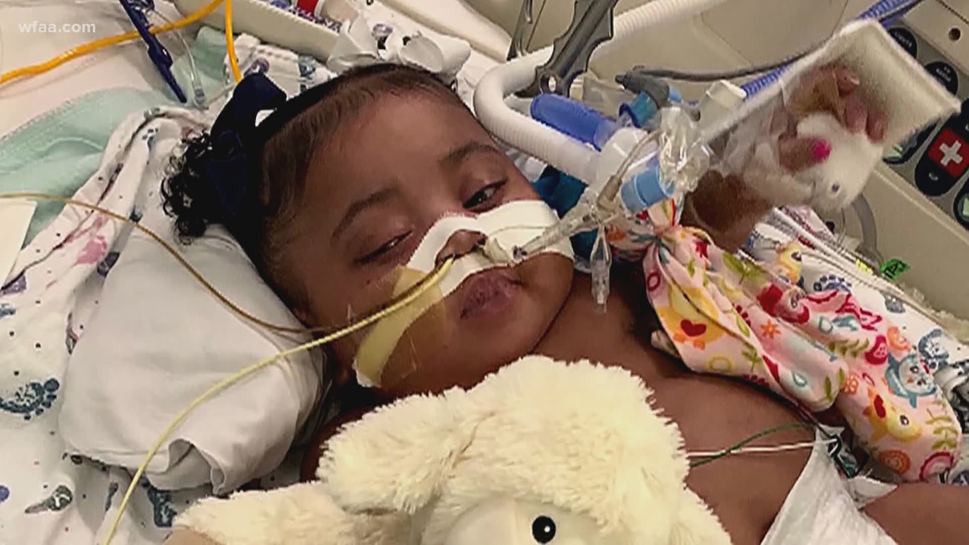 Texas Children's Hospital Asks Supreme Court to Allow Removal of Young Girl's Life Support