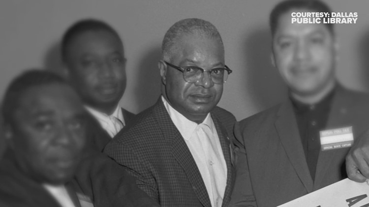 'Mr. Civil Rights': Texas native Antonio Maceo Smith helped paved the way to desegregate Dallas