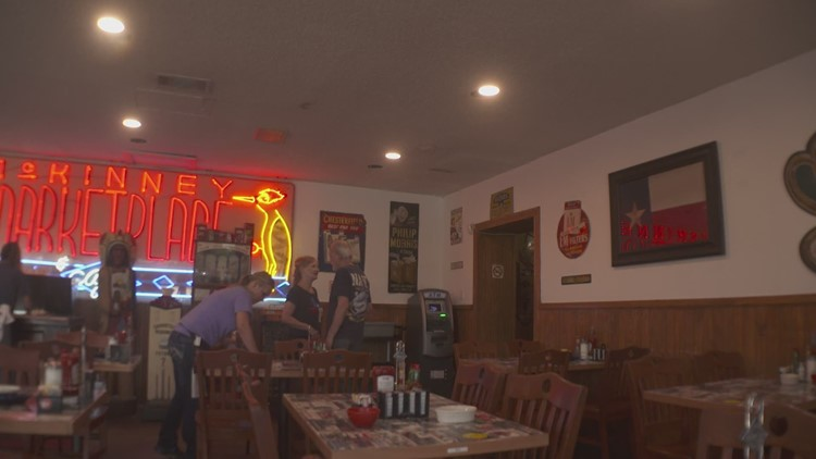 Bill Smith's Cafe in McKinney searching for workers