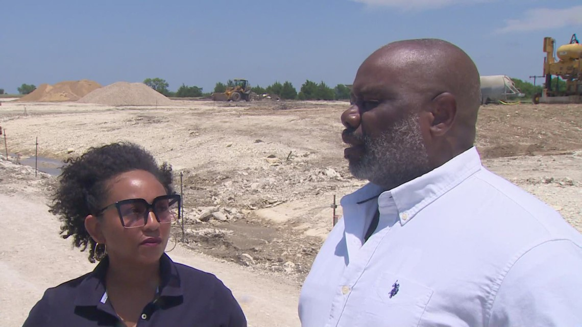 New Red Oak housing development inspired by terrible history