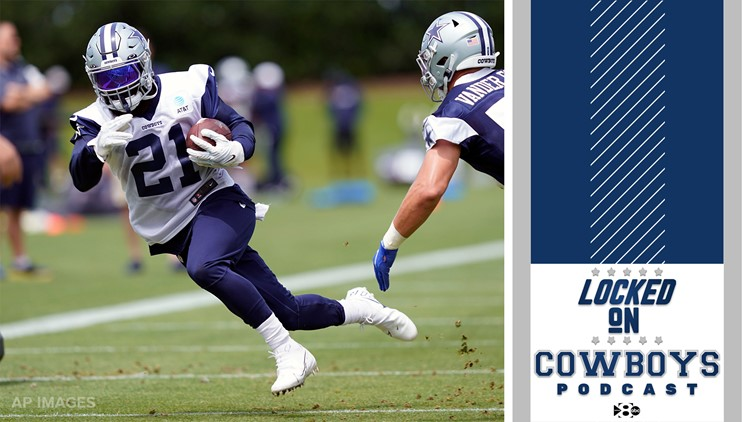 Locked On Cowboys training camp preview: Running backs