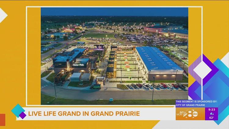 Live Life in Grand Prairie