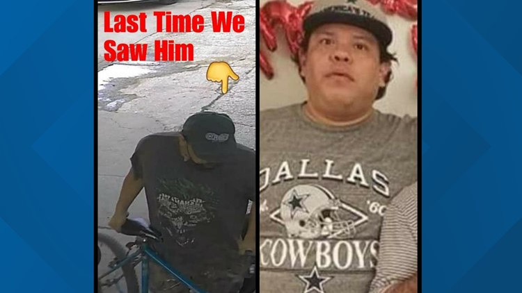 Family says body found may be that of missing Dallas man