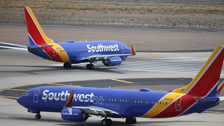 Southwest Airlines to share part of Boeing 737 MAX settlement with employees