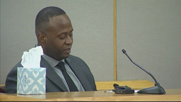 Former Mesquite officer thought he was 'out there alone' when he shot unarmed man twice