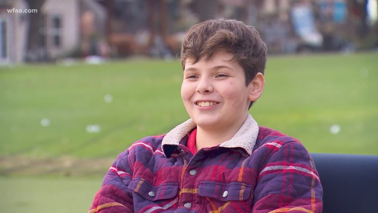 'I really want a home that has love': Meet Wednesday's Child, 11-year-old Raymond