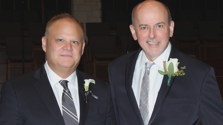 Roger Hoffman and Don Sherman