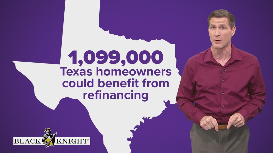Experts say homeowners could benefit from refinancing their mortgage, but haven't done it