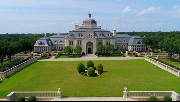 Lavish Champ d'Or mansion seeking zoning change to be wedding and event venue