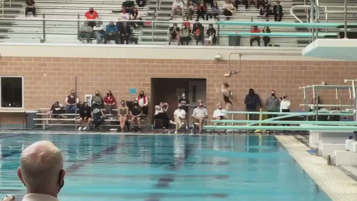 Southlake Carroll's Hailey Hernandez hopes to dive into Olympic trials