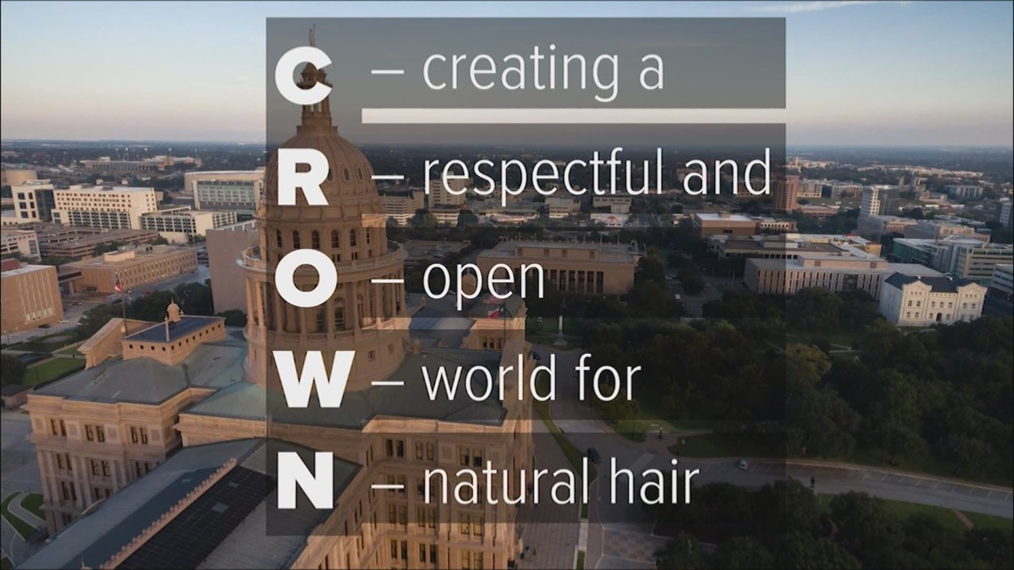 Rooted: The CROWN Act moves forward in Texas legislature